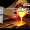integrated gold melting machine1-10kg