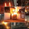 5kg Scrap copper , brass melting machine/furnace