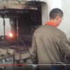 Bolts hot forging press production line