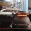 Gear quenching machine