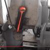 MF15 induction melting furnace for 5-10kg gold