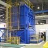 Aluminum Solution Heat Treat Furnace