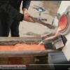 Furnace for melting gold