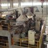 brass rod casting machine