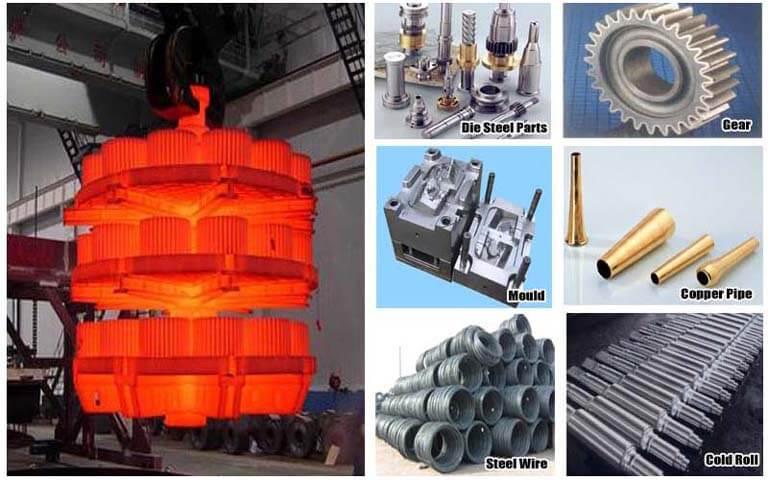 nitriding heat treatment furnace mahine