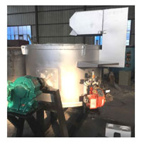 Gas Metal Melting Furnace