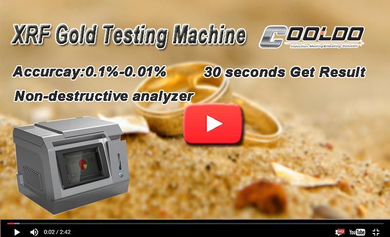 xrf-gold-testing-machine