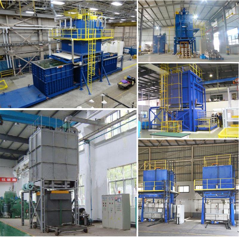 aluminum-solution-heat-treat-furnace-on-site