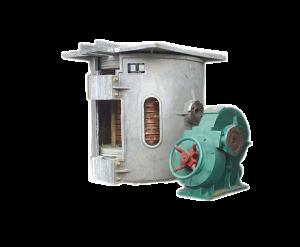copper-melting-furnace-aluminum-shell