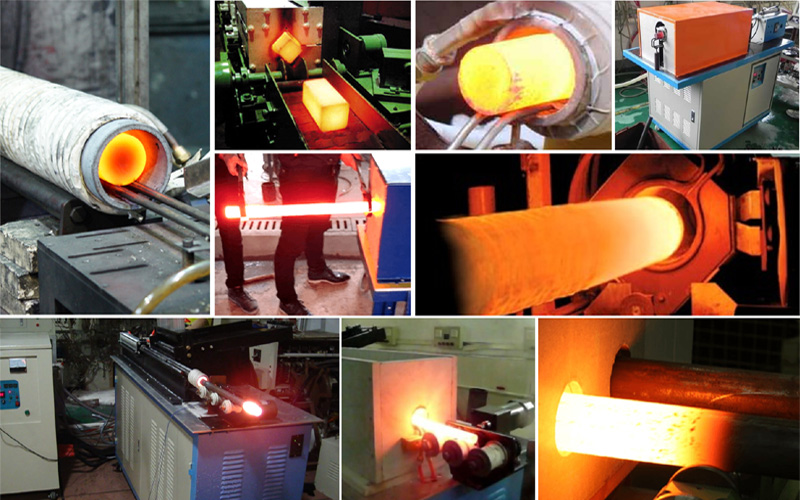 induction-forging-machine-on-site