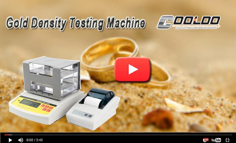 gold-density-testing-machine