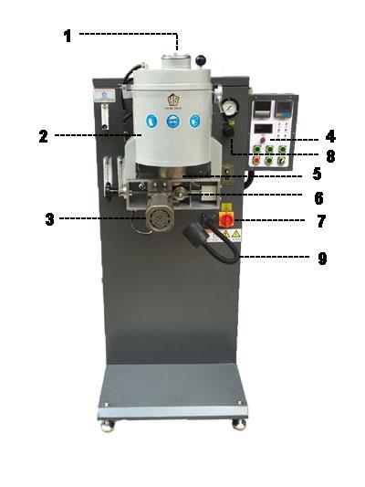 continuous-casting-machine-parts-description