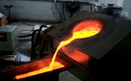 150kg-500kg Induction Melting Furnace ,Foundry Casting Furnace