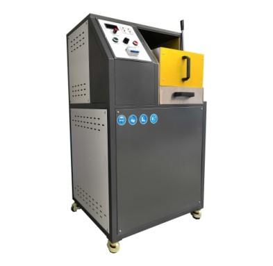 Manual Tilting Gold Smelting Furnace-1