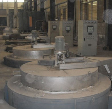 resistance-pit-type-furnace