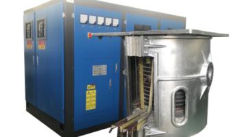 Aluminum Frame Induction Melting Machine
