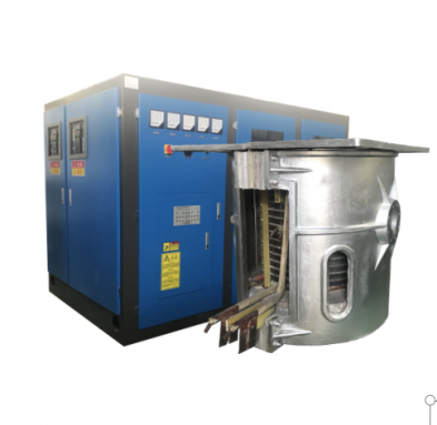 aluninum frmae induction furnace