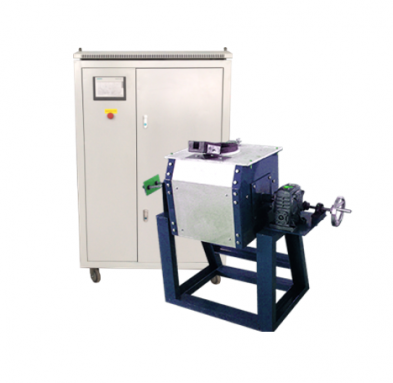 manual tilting induction furnace 1-150kg