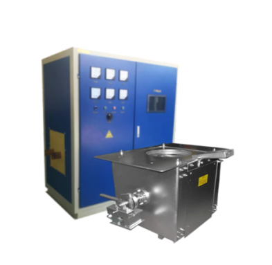 small induction melter