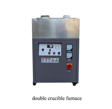 double crucible furnace