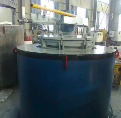 vertical-pit-type-heat-treat-furnace