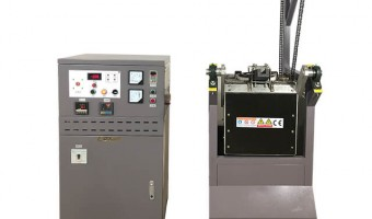 Motor Chain Tilting Small Induction Furnace