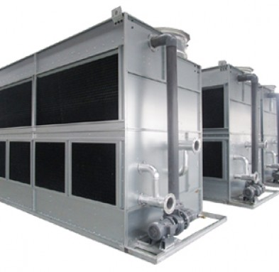 closed-type-water-cooling-tower-side