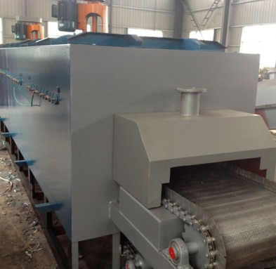continuous-mesh-belt-conveyor-furnace-with-muffle-tank