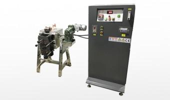 Silver Melting Furnace (Motor Tilting System)