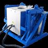 Hydraulic-Tilting-Melting-Furnace-for-50-250kg-metal-melting