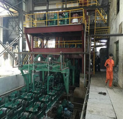 continuous-casting-machine-onsite-1