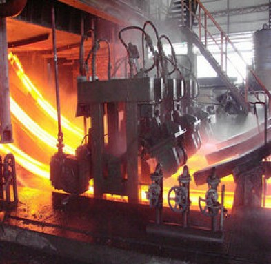 continuous-casting-machine-steel-billet
