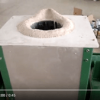 Bronze melting furnace 50kg-100kg from cooldo
