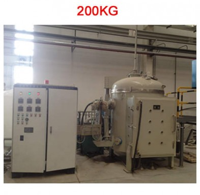 200kg Vacuum Induction Melting Furnace