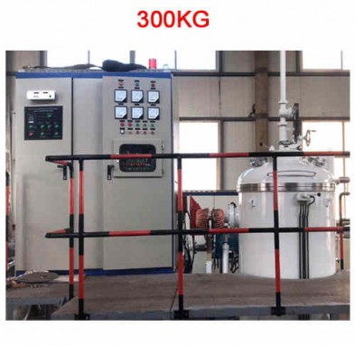 300kg Vacuum Induction Melting Furnace