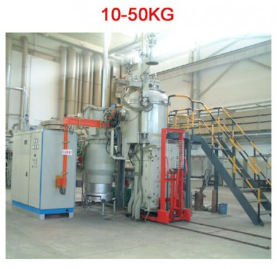 50kg Vacuum Induction Melting Furnace
