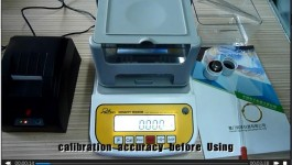 Digital Electronic Gold Densimeter