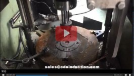 Automatic bolt and nuts Forging punching machine