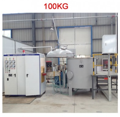 Vacuum melting furnace 100kg (1)