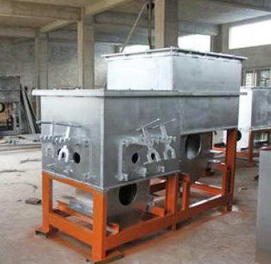 copper wire casting machine