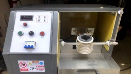 Manual Tilting Gold Melting Machine 1-15kg