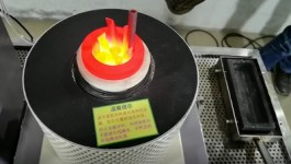 Mini 1KG 2KG Portable Type Gold Melting Furnace For Sale
