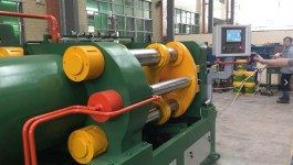 Metal continuous extrusion equipment