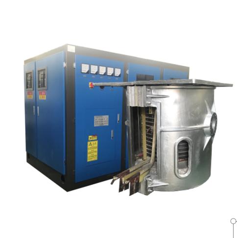 Induction Melting Furnace Cooldo Industrial Co Ltd