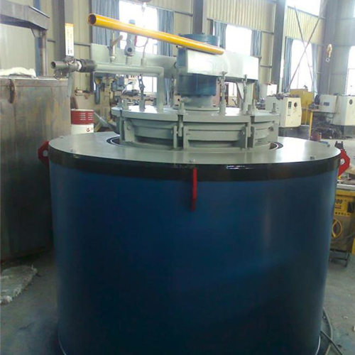 Pit Type Heat Treatment Furnace Cooldo Industrial Co Ltd