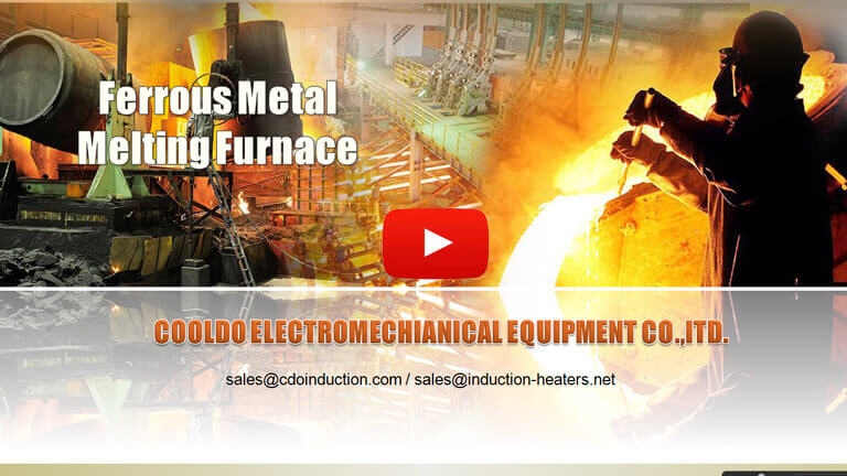 Ferrous Metal Melting Furnace