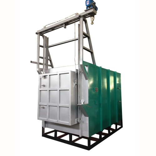 Box heat treatment furnace -Cooldo Industrial Co ,Ltd