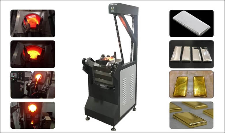 chain tilting type furnace (1)