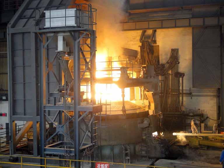 electric-arc-furnace-application