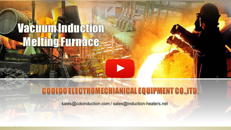 vacuum induction furnace-vedio